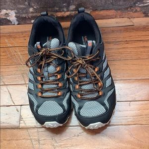 Merrell Moab FST waterproof performance shoesUS9